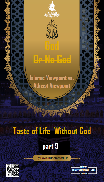 Taste of Life Without God